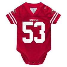 NFL Team Player Official Jersey Creeper Collection Infant Newborn (3-9  Months) San 187d5e4a6