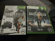 Battlefield: Bad Company 2 And Battlefield 3 (Xbox 360) - Tested And Working