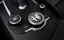 Logo controller multimediale Alfa Romeo Giulia Stelvio 50mm