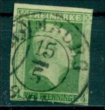 Gestempelte Briefmarken aus dem altdeutschen Preußen (bis 1945)