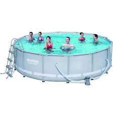 Pool Bestway Power Steel 56664 Rounded 427X107 Cm
