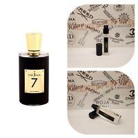 NEJMA 7 - Extract based Eau de Parfum Decanted Niche Fragrance Spray