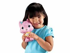 Kitty Fisher Price Doodle Bear Babies Baby Plush Toy New