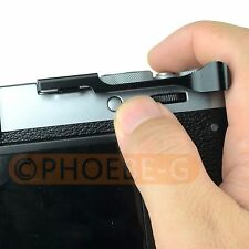 Black Thumb Up Grip for Fujifilm X-100T X-M1 X-30 X-A2 X-A1 X100F