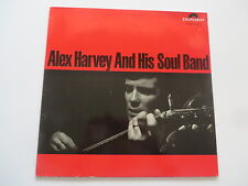 Alex Harvey and his Soul Band / Same ..German Polydor 881887/1 .. Vinyl : mint