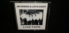 Jimi Hendrix & Curtis Knight CD Live Tape 1965-1966 Rare