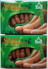 Sweet Thai Tamarind - premium quality - 16 oz each (2-pack)