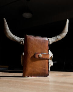 Personalized handcrafted leather Docholder