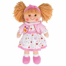 Bigjigs Toys Soft Plush Kelly Doll (34cm) Ragdoll Cuddly Toy Traditional