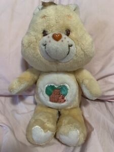 Rare UK Only Vintage Forest Friend Care Bear