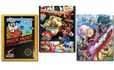 Club Nintendo Super Smash Brothers V2 Poster Set All 3 Posters  (Bros)