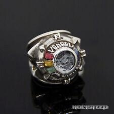 Katekyō Hitman Reborn Vongola Silver Ring(925 silver)