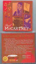 PAUL McCARTNEY The Making Of James Paul McCartney CD