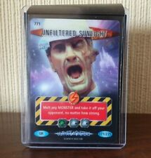Doctor Who Battles in Time Unfiltered Sunlight UR Card (Ultimate Monsters, 771)