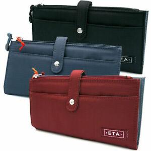 Rosetti Santa Purse Bag Travel Wallet RFID Protection credit Card cash Case $45