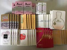 Job Lot of 50 Ladies Perfume Samples High End Mugler, Juicy Couture, Nina Ricci