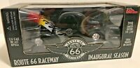 RACING CHAMPIONS HOT ROD MAGAZINE '40 FORD COUPE BLACK W/FLAMES LE 1/24 SCALE
