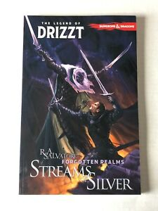 Forgotten Realms Legend of Drizzt 5 Streams Silver Paperback TPB/Graphic Novel