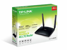 TP-LINK TL-MR6400 300Mbps 4 Port Wireless Router