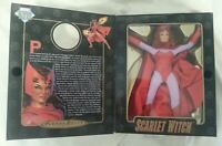 """MARVEL UNIVERSE - Marvel Famous Cover Series Scarlet Witch 8"""" Poseable Figure"""