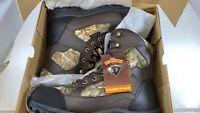"Men Herman Survivors 8"" Hunting Boots Realtree Xtra Camo Sz 14 Thinsulate 400 gm"
