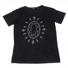 CABANE de ZUCCA Print cotton T-shirt Size M(K-31948)