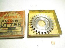 Nachi Gear Shaper Cutter