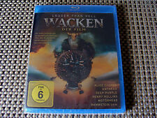 Blu 2: Louder Than Hell - Wacken Der Film  English & German Sound Sealed 2D & 3D