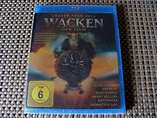 Blu 2: Louder Than Hell - Wacken Der Film  English & German Sound Sealed 2D & 3D