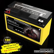 180CCA YT7B-BS AGM Gel Battery Suziki DR-Z400 DRZ400E 00-19 DRZ400S DRZ400SM