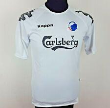 Fc Copenhagen Kappa 2005/2006 Home Football Shirt Men's Size S Soccer Jersey Top
