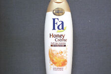3 x Fa Showergel -Honey Creme- for women of 250ml net -german item-