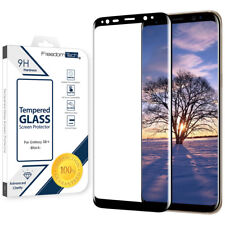 For Samsung Galaxy S8 Plus 3D Full Coverage Tempered Glass Screen Protector Film