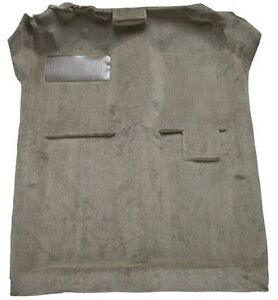 1992-1999 Buick LeSabre Custom 4 Door without Console Complete Cutpile Kit