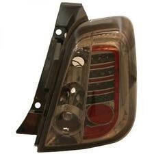 Rückleuchten Set für Fiat 500 07-15 LED Klarglas/Smoke