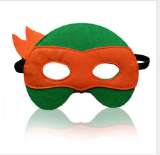 New Superhero Masks For Kids Halloween Costume birthday party favor OrangeTurtle