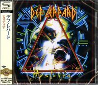 DEF LEPPARD-HYSTERIA-JAPAN SHM-CD D50