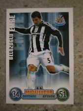 Match Attax 2007/08 base cards - Newcastle x 5 incl. Milner, Emre, Beye