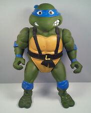"""Huge 1989 Leonardo 12.75"""" Action Figure Teenage Mutant Ninja Turtles TMNT"""