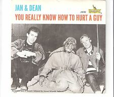 JAN & DEAN - You really know how to hurt a guy