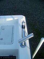 One Pair of Outboard Double Rod Holders -Custom Rod holders-Byerly's Welding