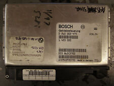 BMW Bosch 0 260 002 477 Transmission Computer from E39 528i