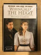 When Calls the Heart - Second Chances (DVD, 2014) - NEW19