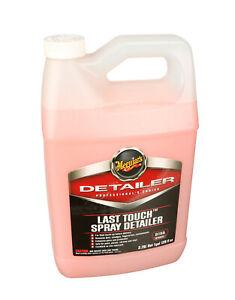 Meguiar´s Last Touch Detailer Spray 3,78L Galone D15501