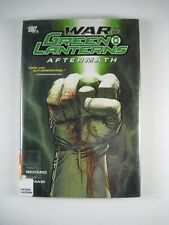 War of the Green Lanterns Aftermath by Bedard Hardcover Ex Library