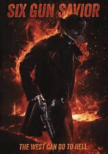 Six Gun Savior,Excellent DVD, Lorraine Ziff, Matthew Ziff, Martin Kove, Eric Rob