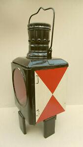 Zg2 Schlußlampe Zugschußlampe 1986er Jahre Top Zustand