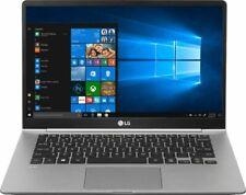 LG Gram 14'' FHD Touch-screen i7-8550u 8GB RAM 512GB SSD W10 - Dark Silver