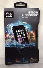 NEW OPEN LifeProof Fre Series Waterproof Case for iPhone 6 - Black