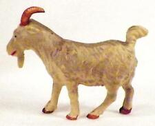 Vintage Billy Goat Celluloid Toy Christmas Putz Decoration 1 Horn Missing